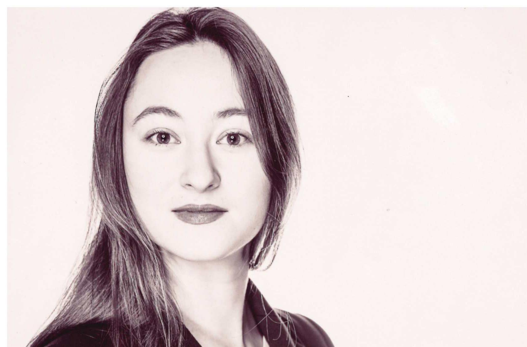 Portrait of Anastasiia Gusieva