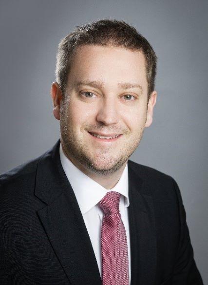 Portrait von Daniel Block