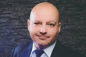 Portrait von Salam Al Doyaili