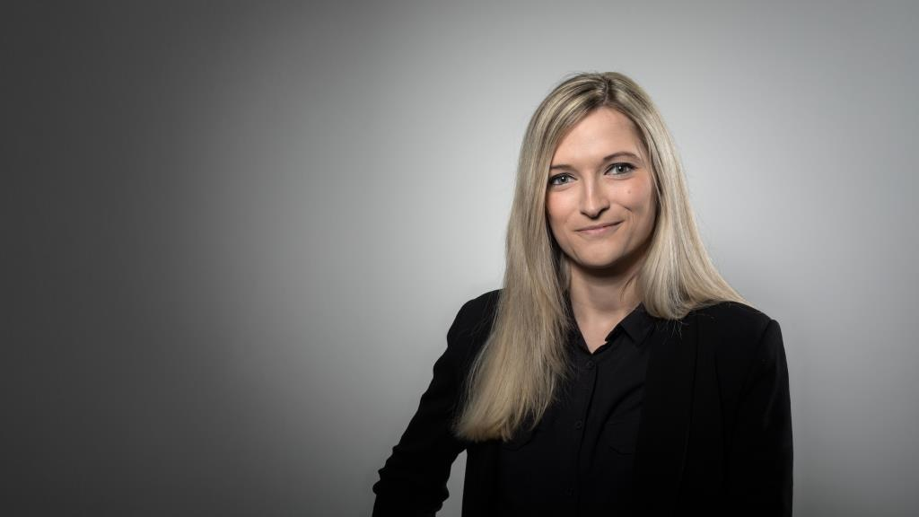 Portrait of Stefanie Scheiding