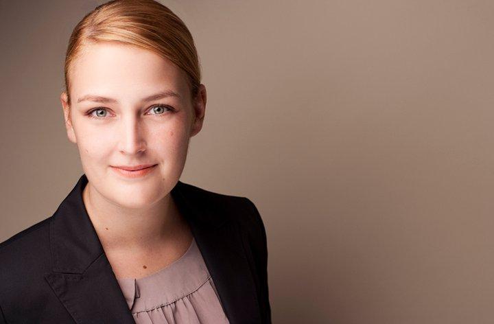 Portrait of Cathrin Rittmeister