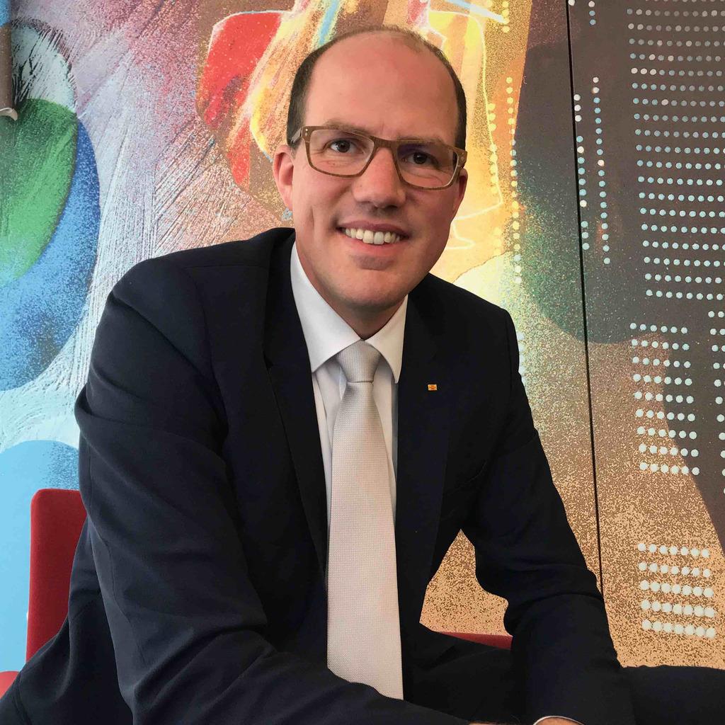 Portrait of Benedikt Verhoeven