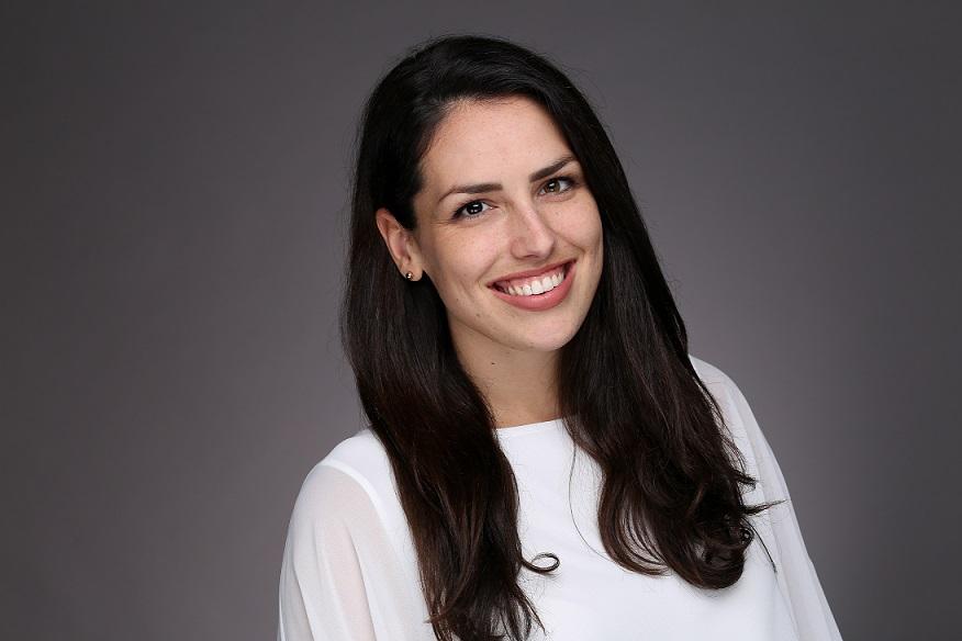 Portrait of Zahara Schlesier