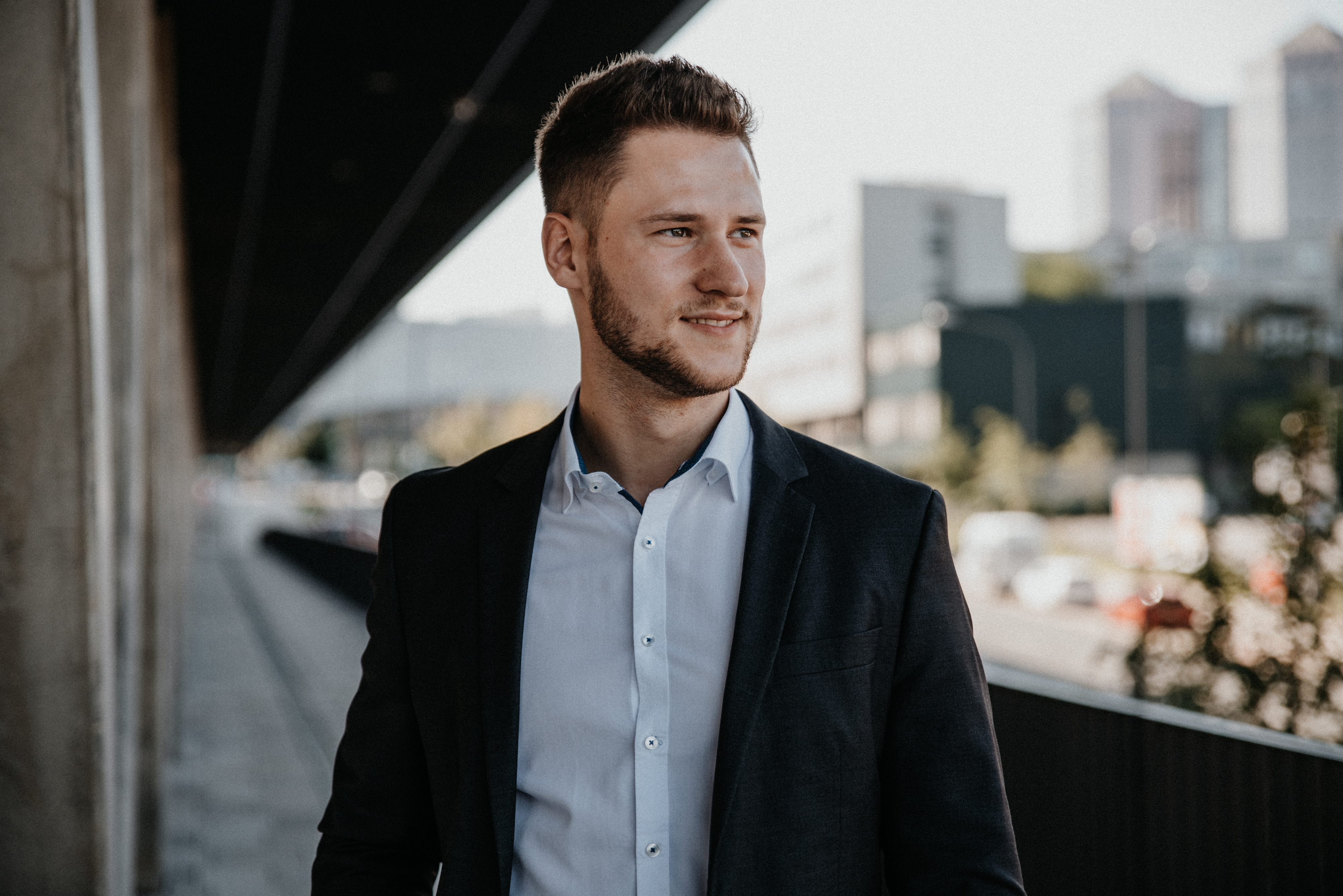 Portrait of Markus Lange