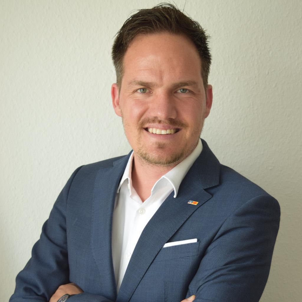 Portrait of Tobias Sutschek