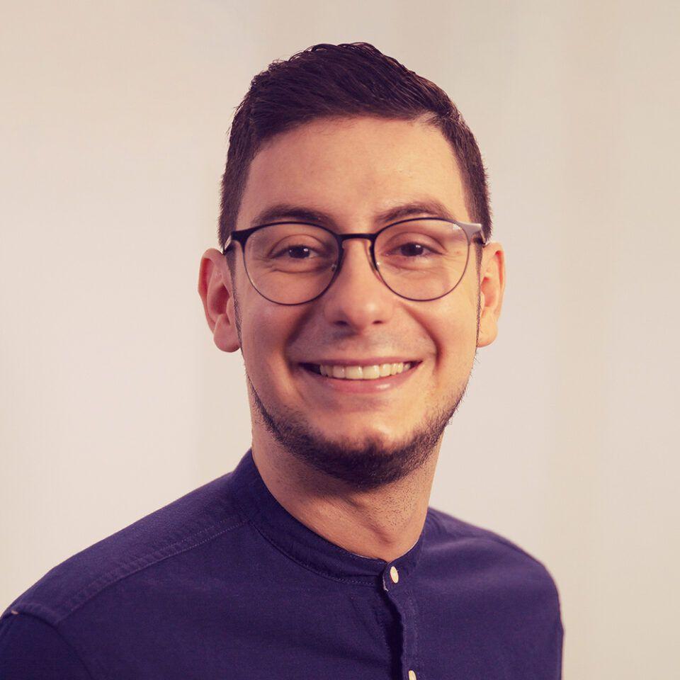 Portrait of Can Arslan