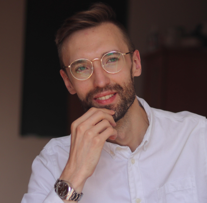 Portrait of Björn Assmann