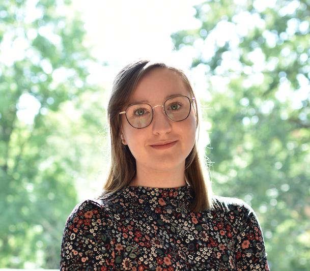 Portrait of Laura Seidler