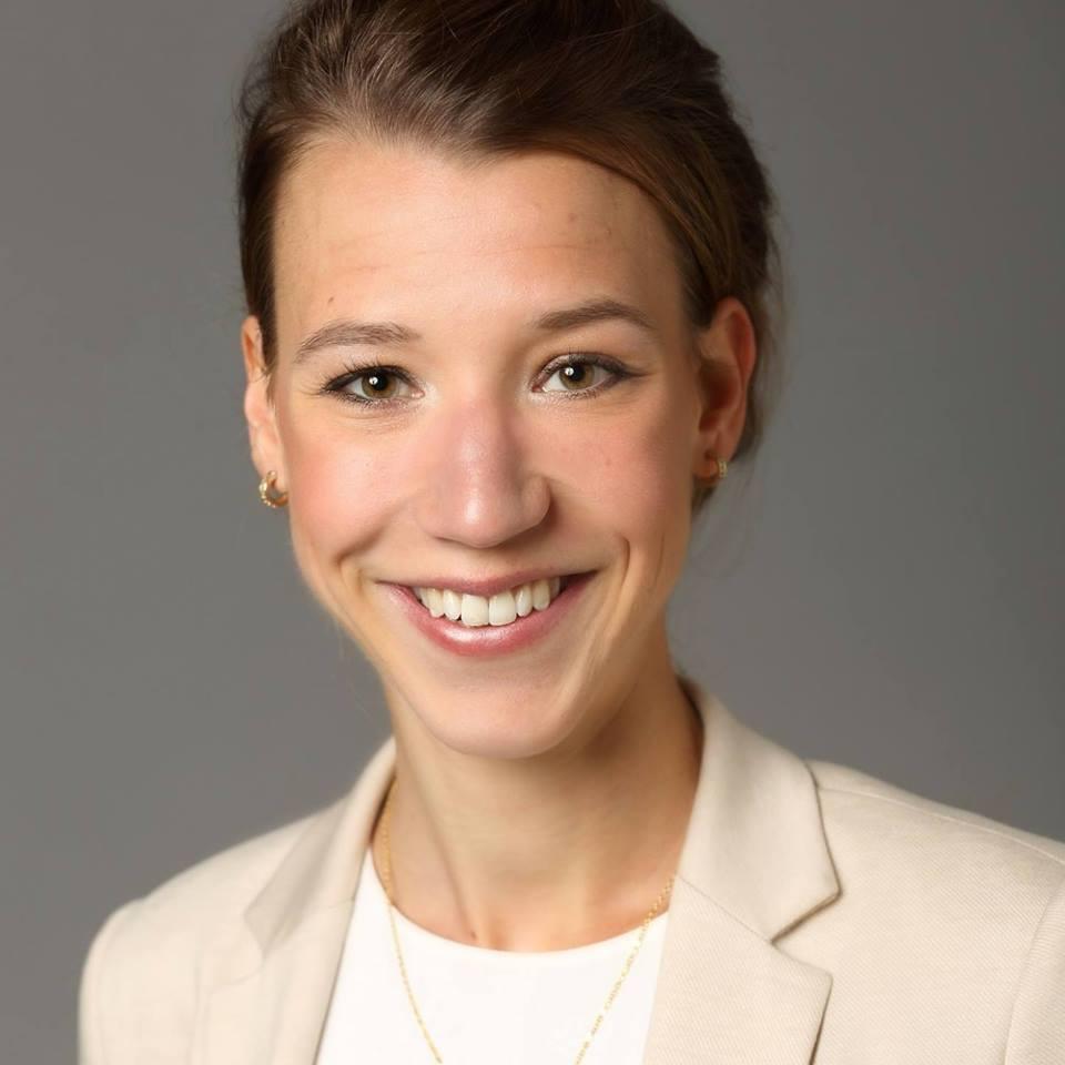 Portrait of Vanessa Wanner