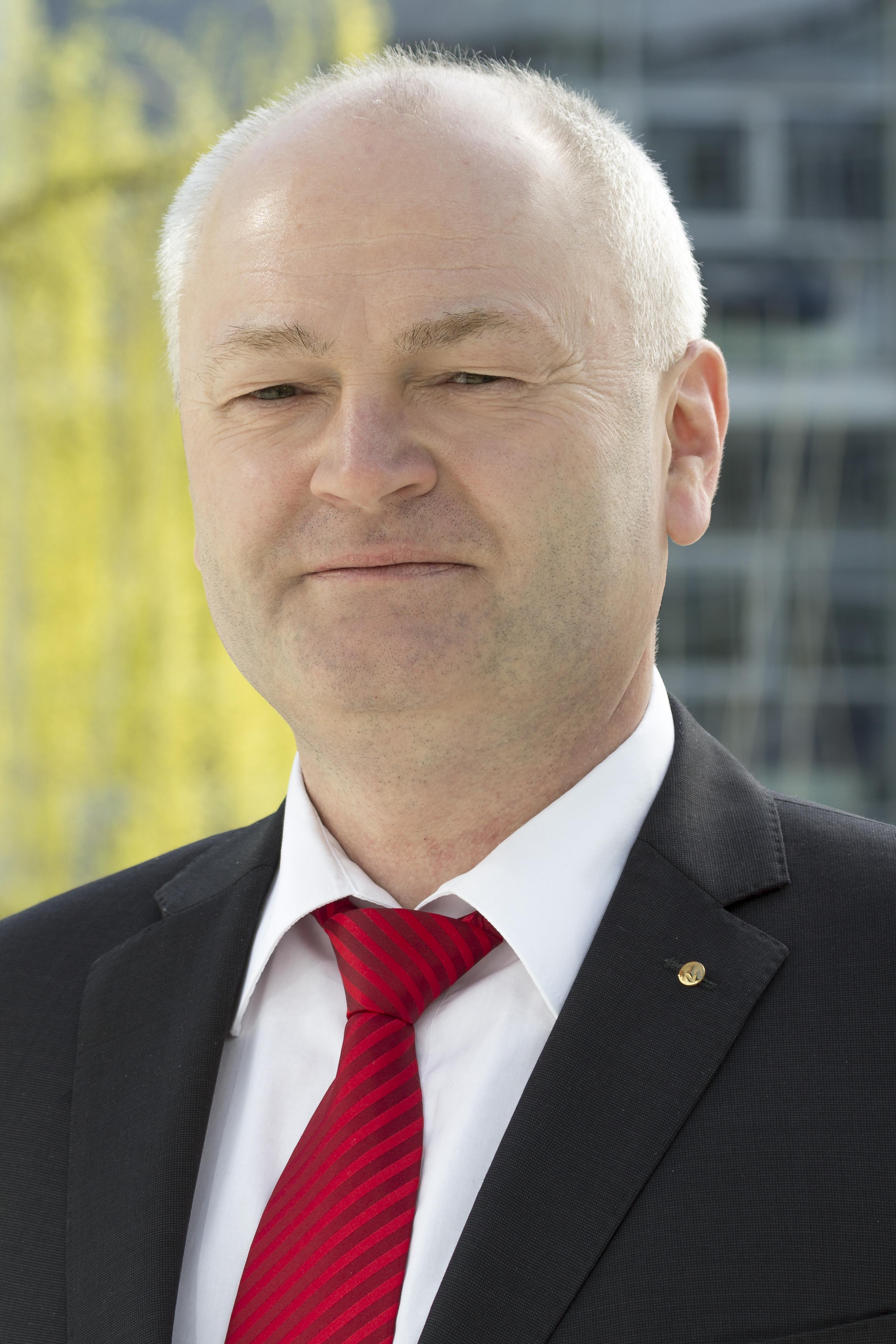 Portrait von Toralf Güthert