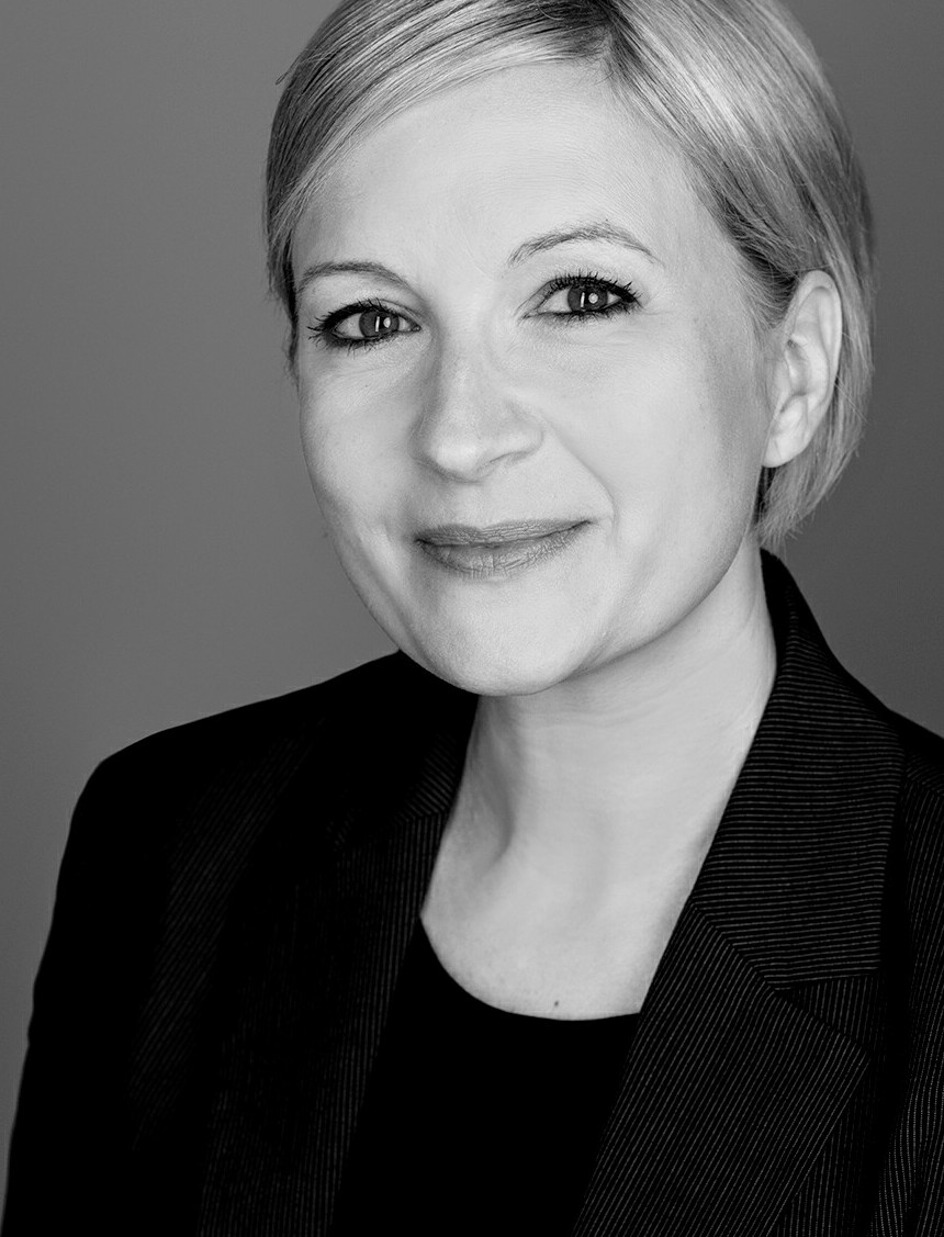 Portrait of Sabine Schäfer