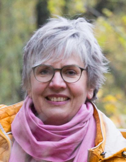 Portrait of Britta Zellweger