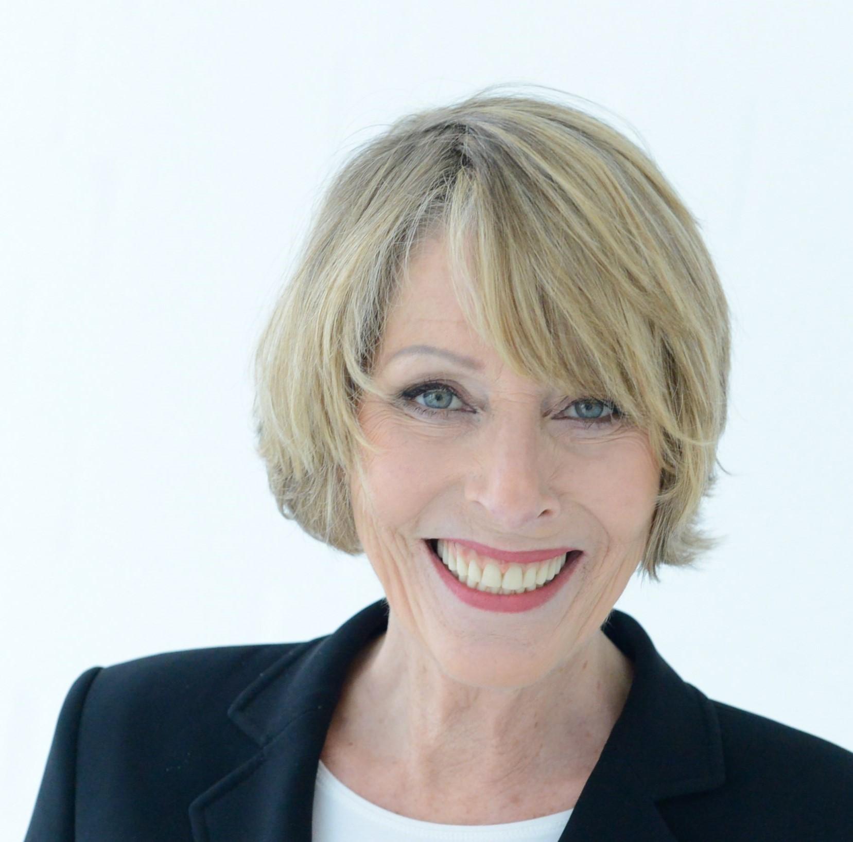 Portrait of Angela Schmidt