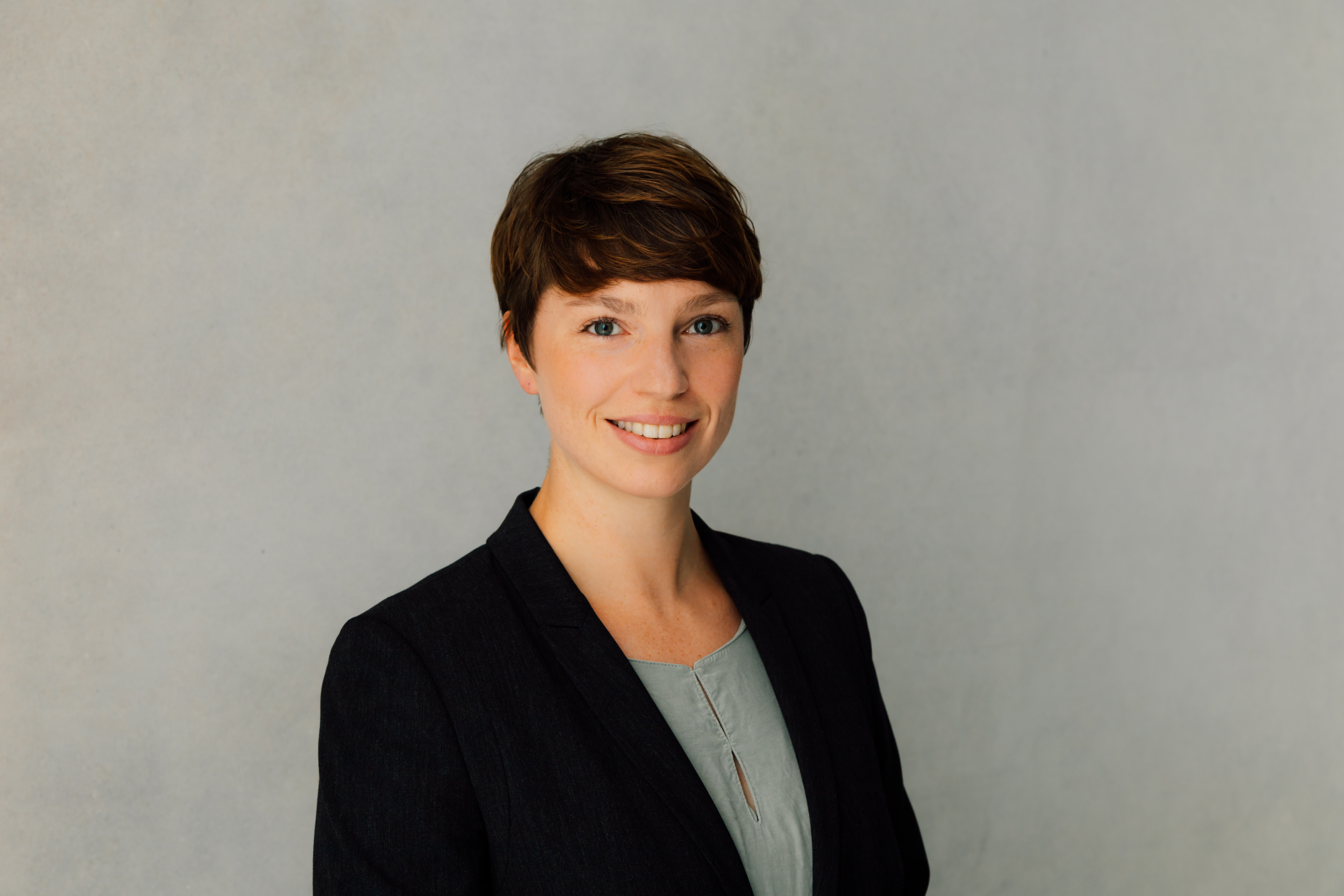 Portrait von Kathrin Justen