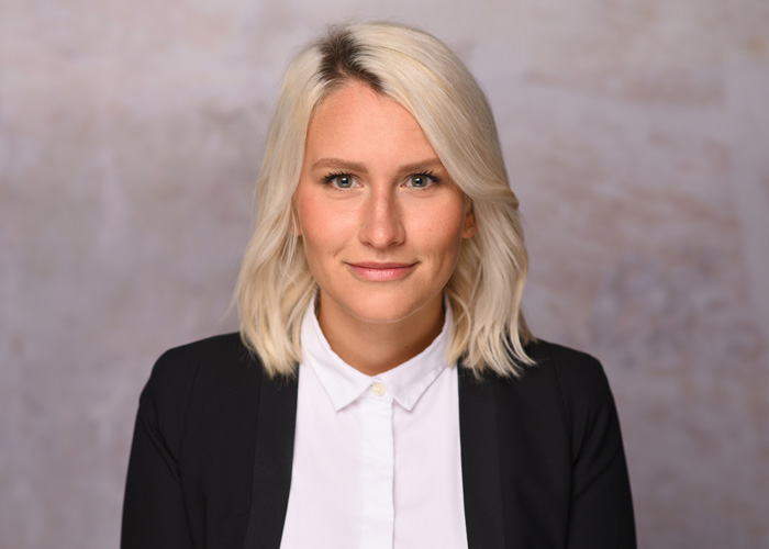 Portrait of Irina Fomin