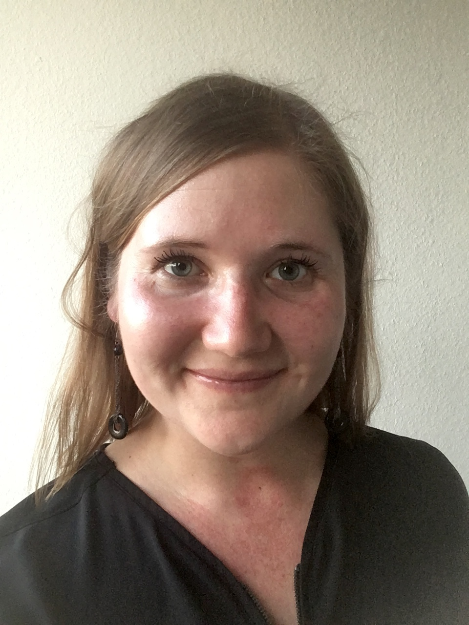 Portrait of Annekatrin Endter