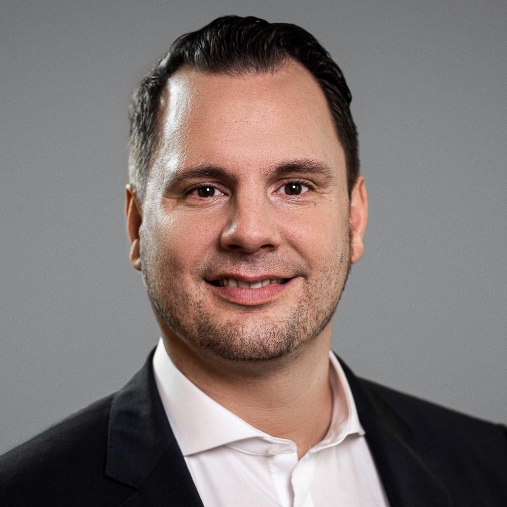 Portrait of Nico Schläger