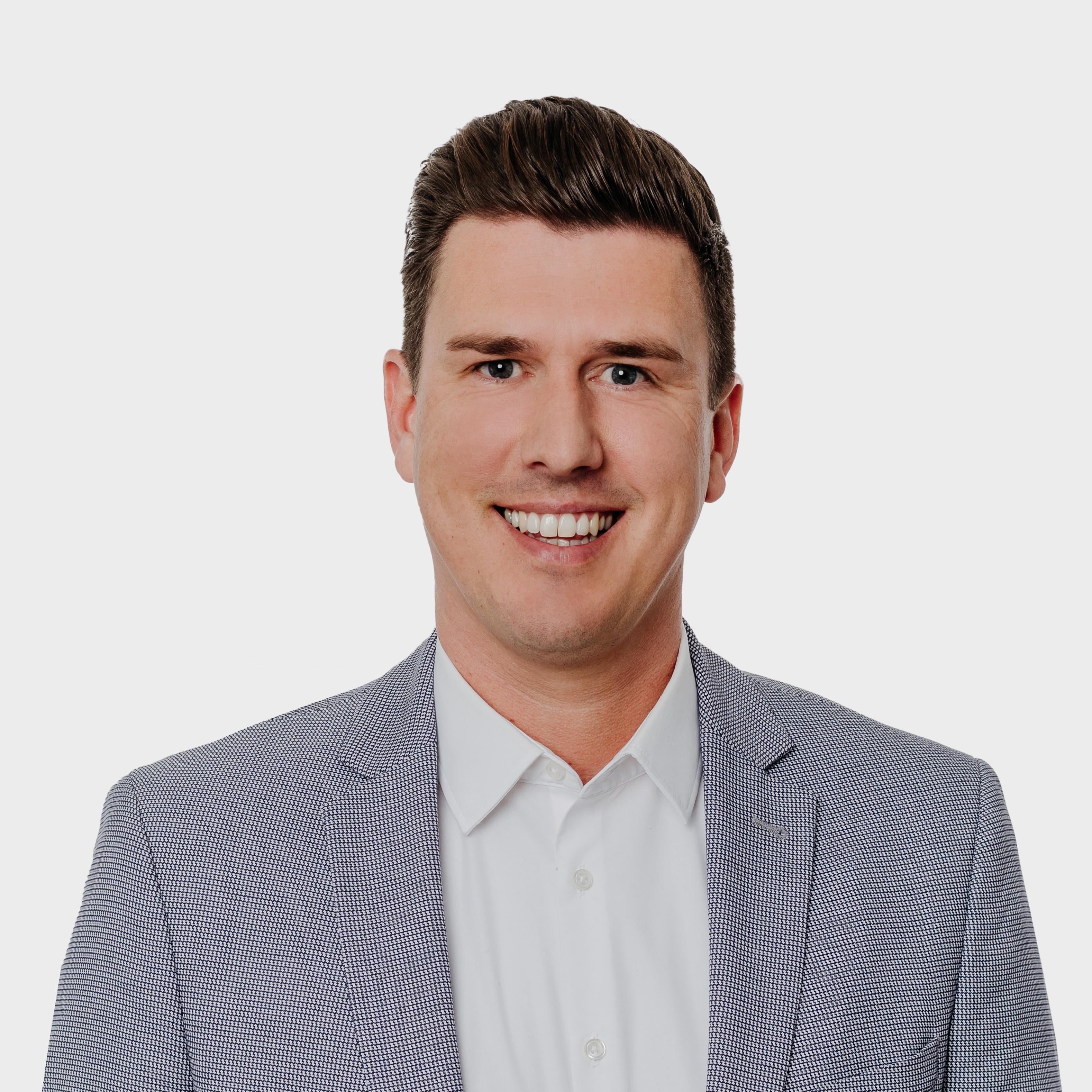 Portrait of Björn Schmidt