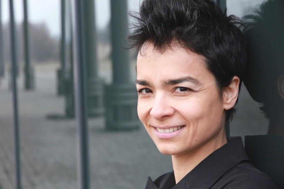 Portrait of Anne-Kathrin Weiss