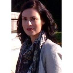 Portrait of Nicole Schneider