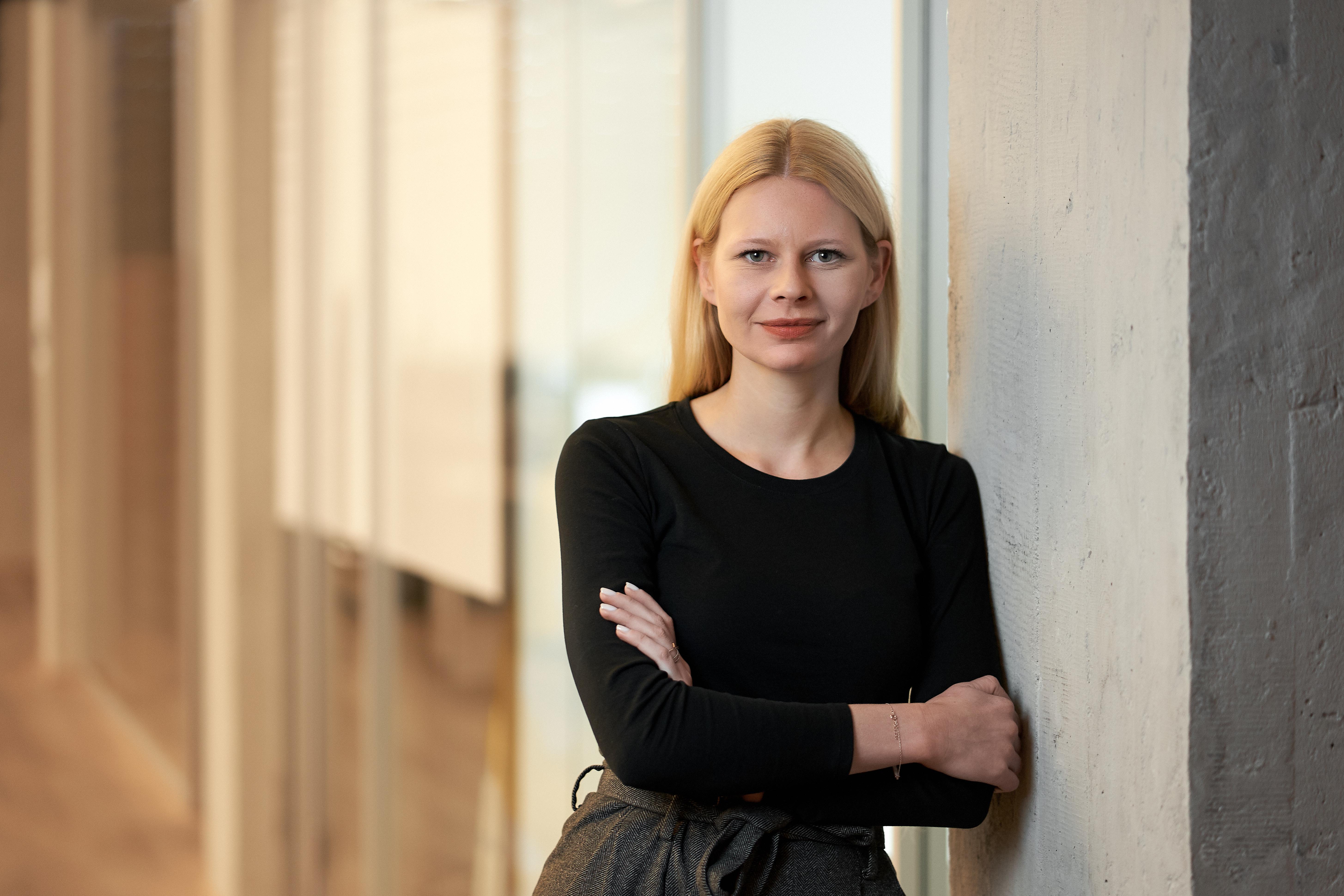 Portrait von Belinda Topp