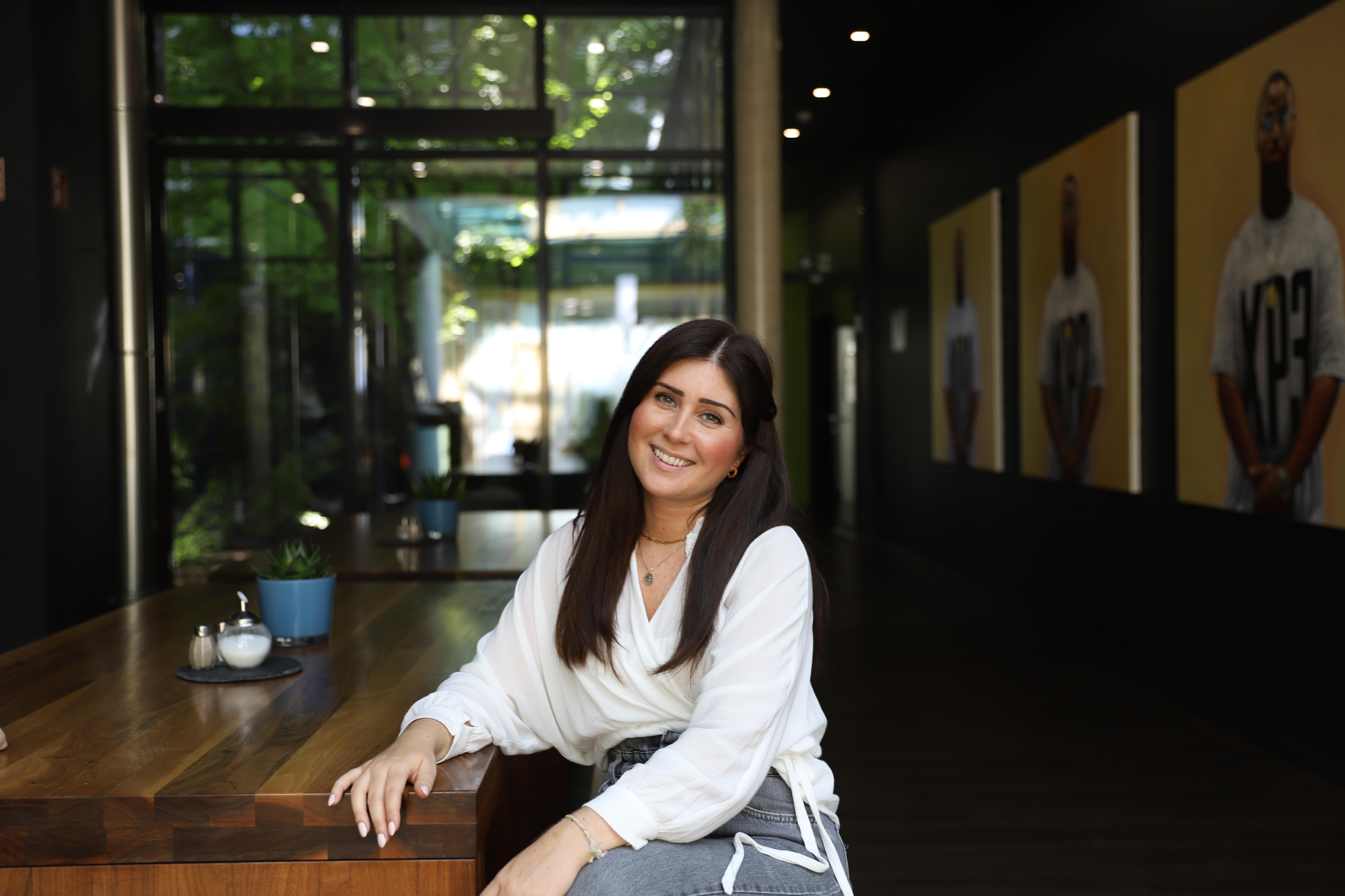 Portrait von Denise Mancuso