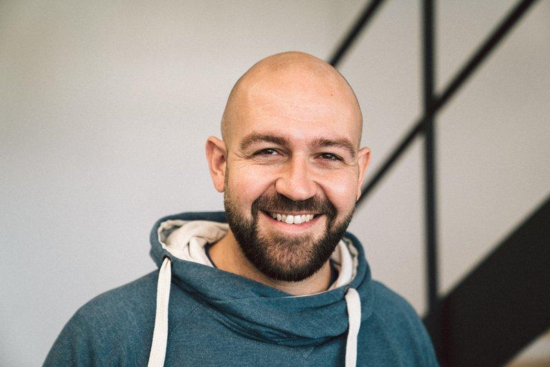 Portrait von Geogios Sideras