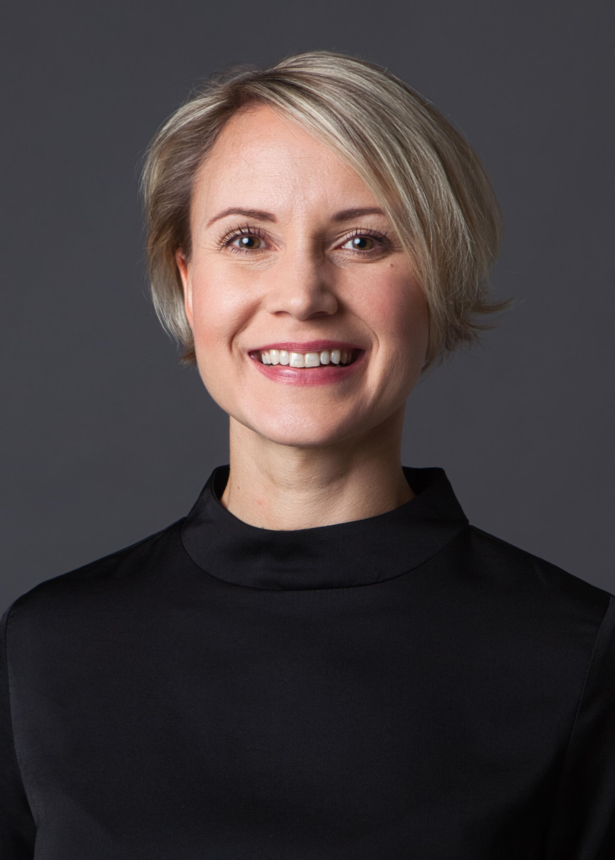 Portrait von Anne Hillebrand