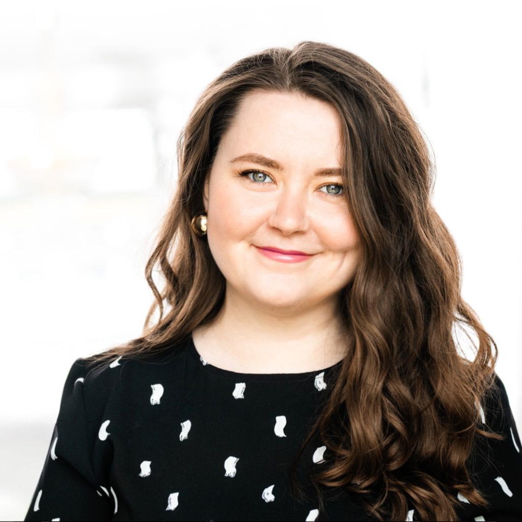 Portrait von Inga Nielsen