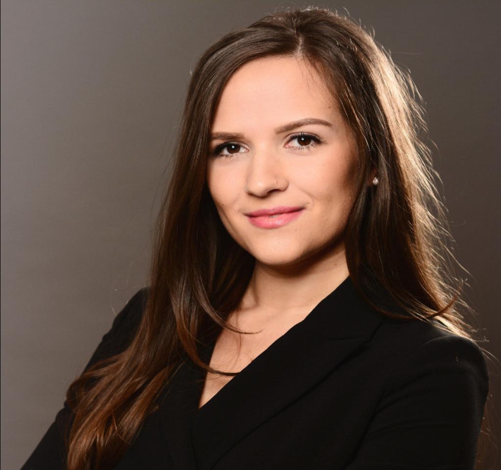 Portrait von Irena Mijacevic