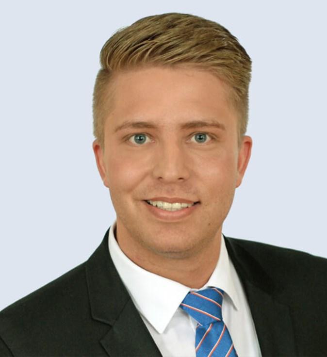 Portrait von Timo Oertel