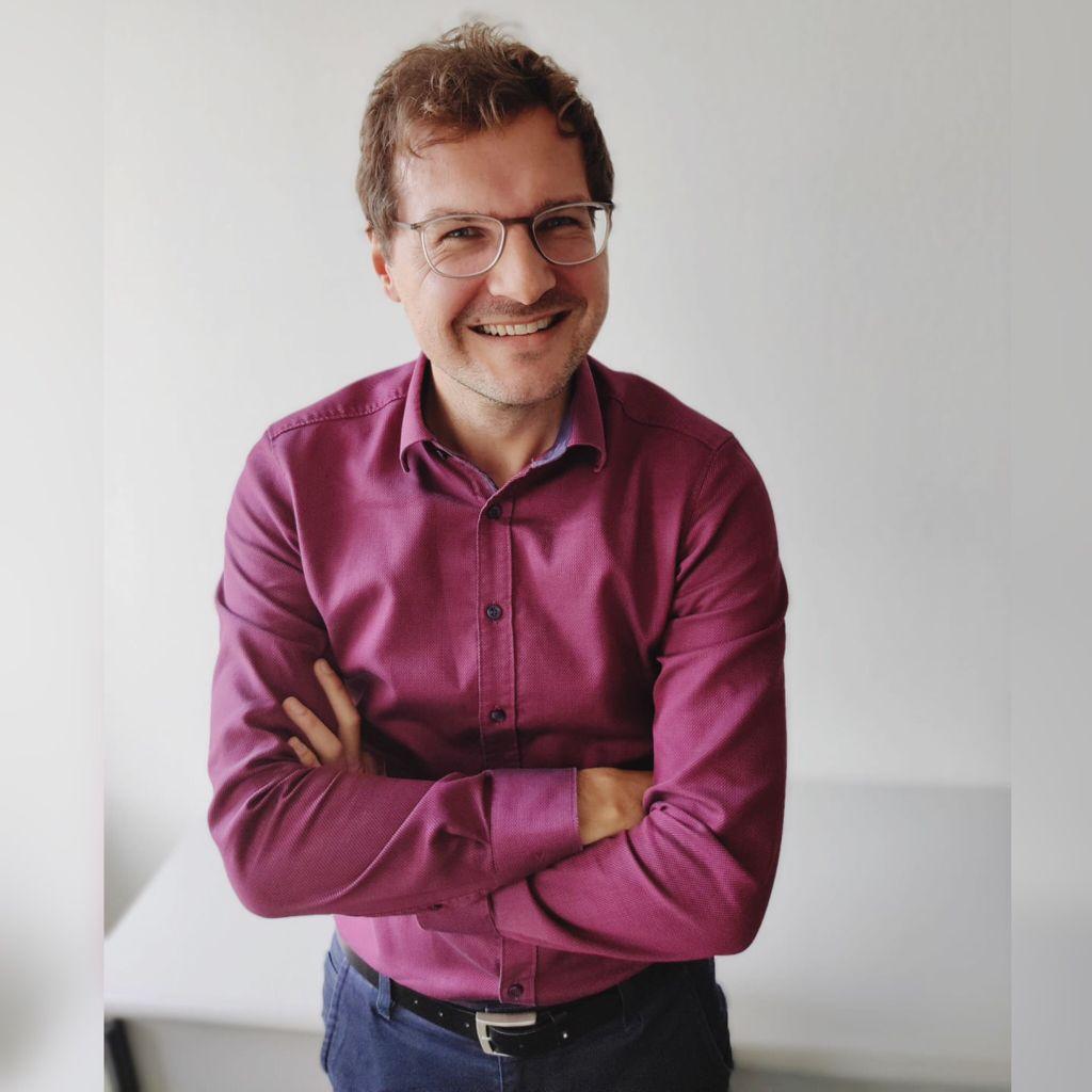 Portrait von Soeren Jarck