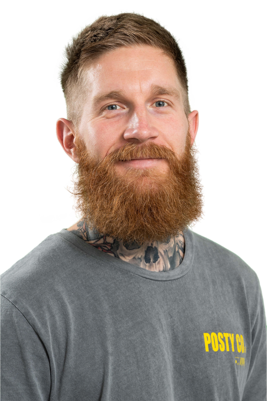 Portrait von Ronny Wiegand