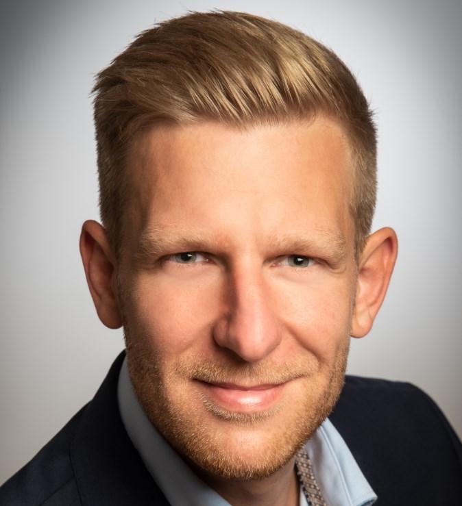Portrait von Steffen Mertens