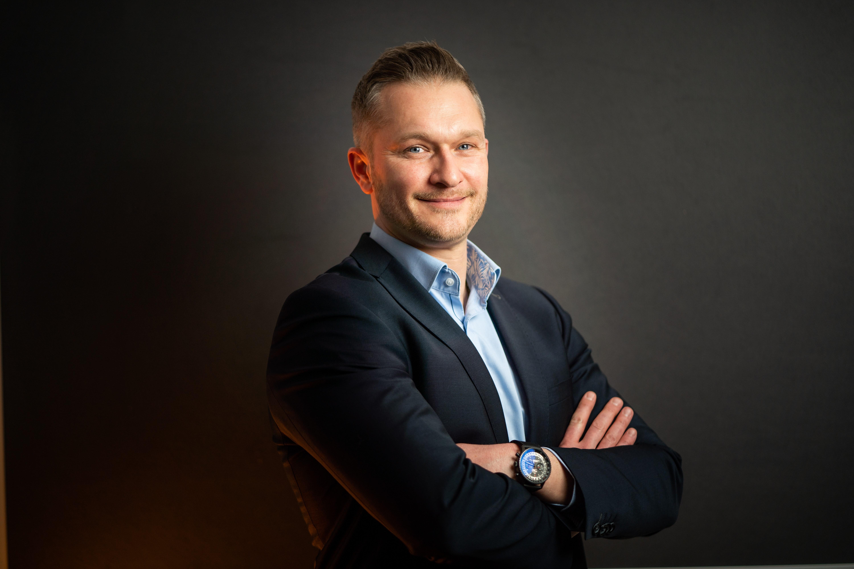 Portrait von Stefan Fibiger