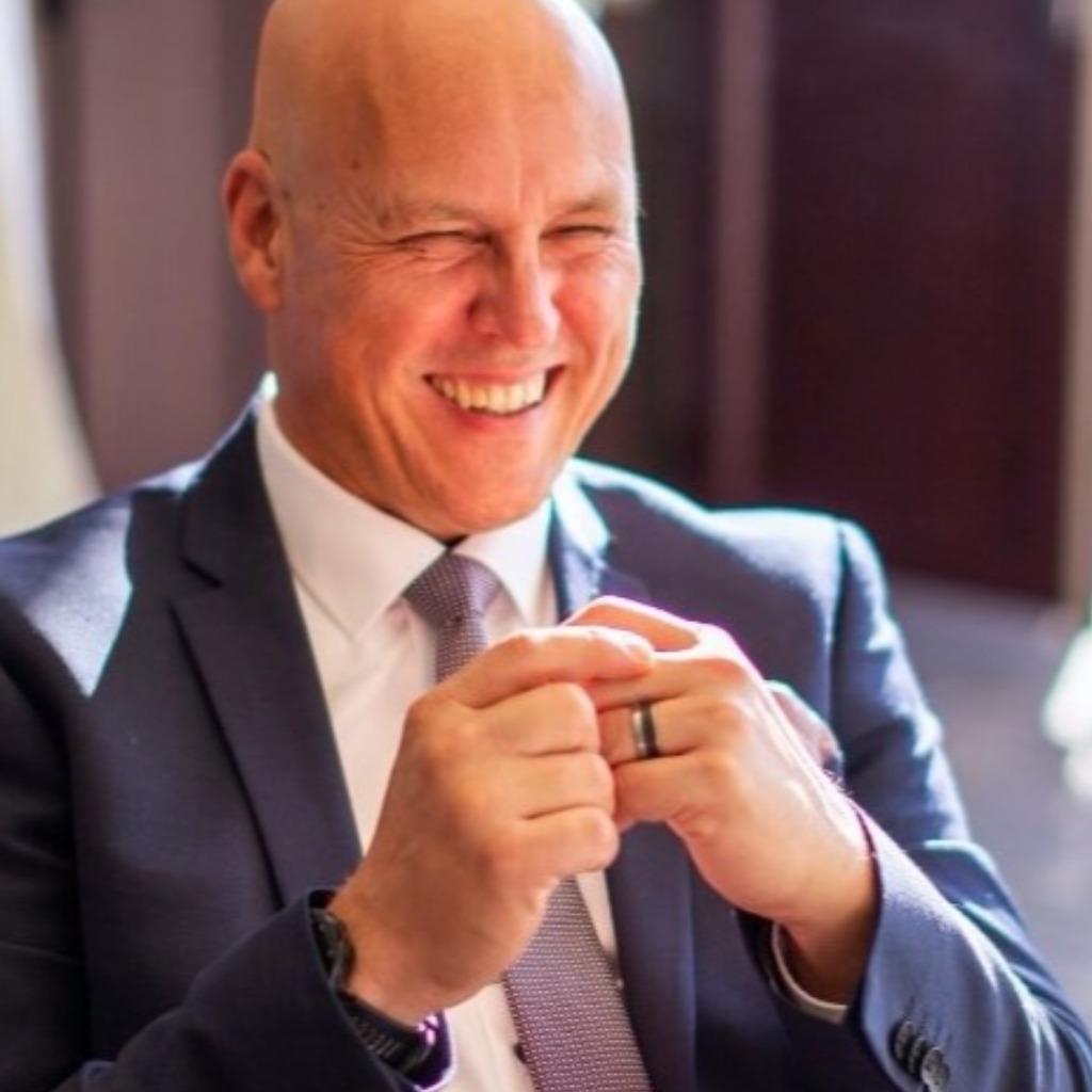 Portrait von Rolf Sahner
