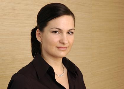 Portrait of Silvia Eierstock