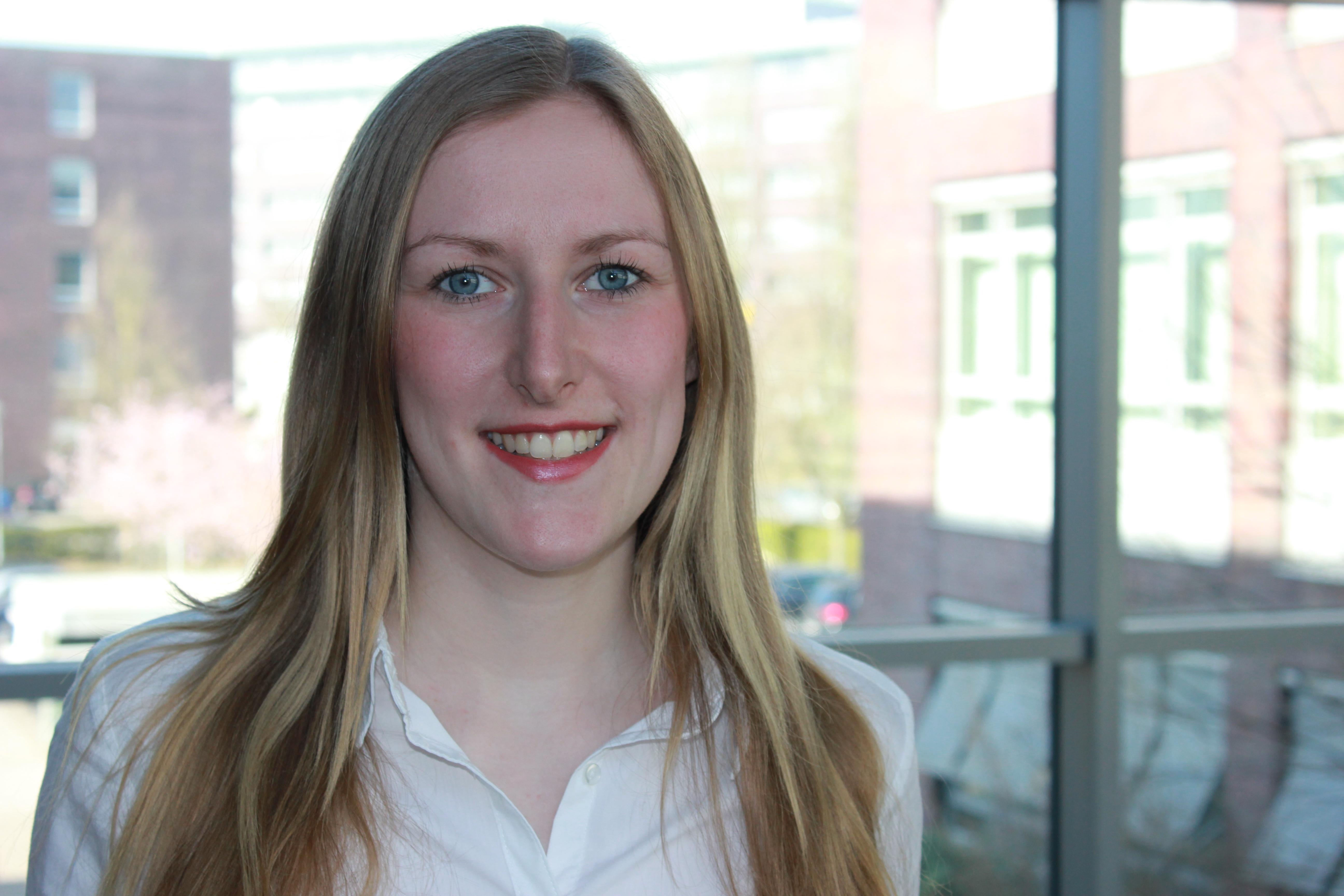 Portrait von Nele Hoffmann