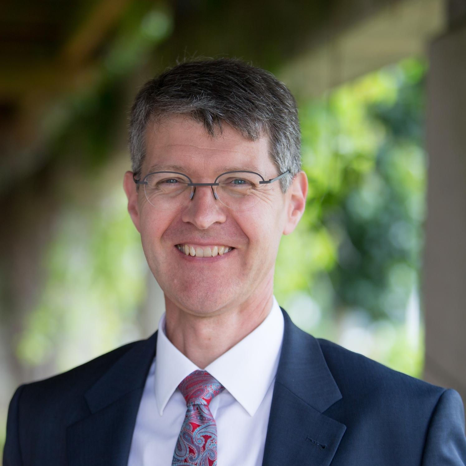 Portrait of Carsten Kohl