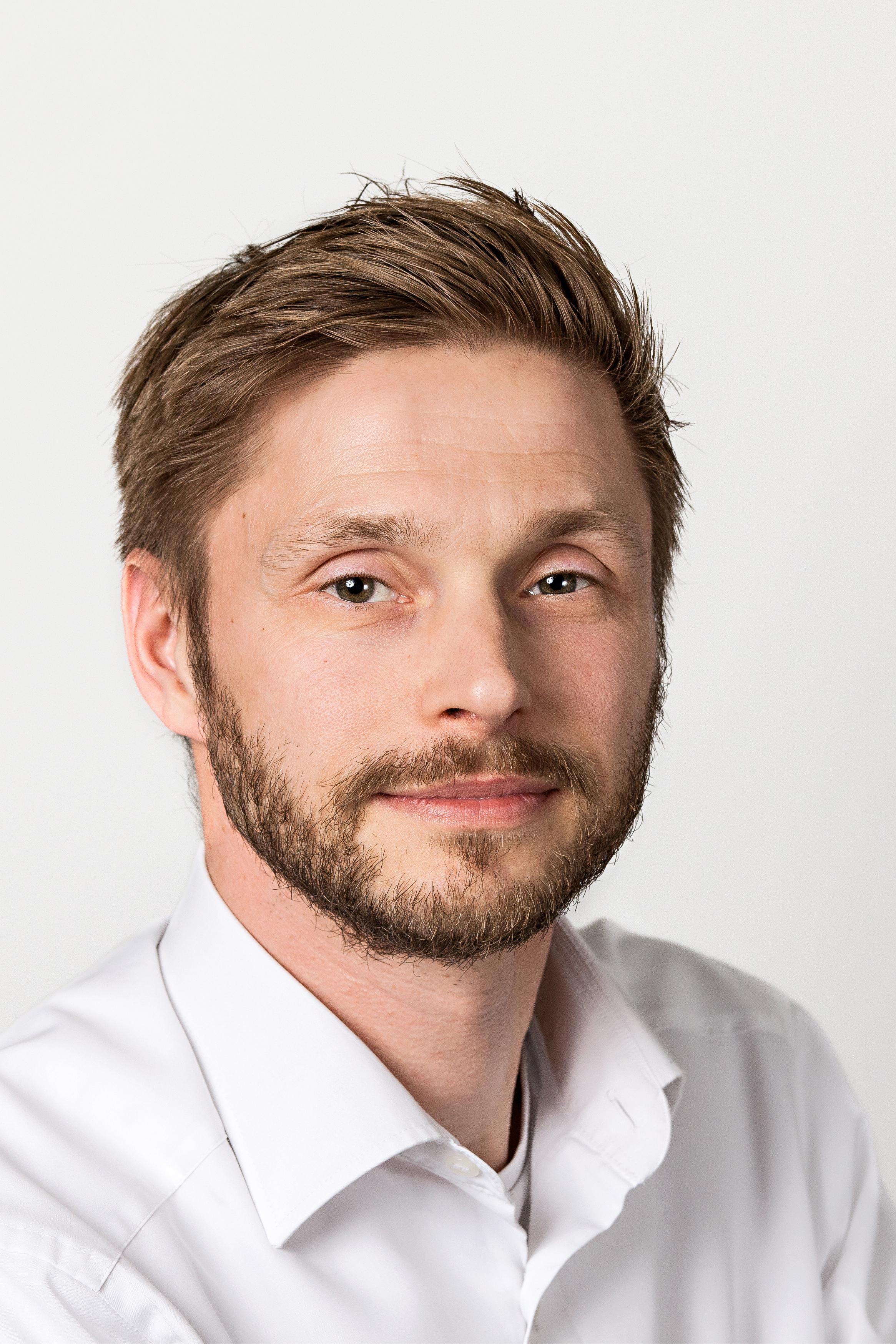 Portrait of Martin Ehlis