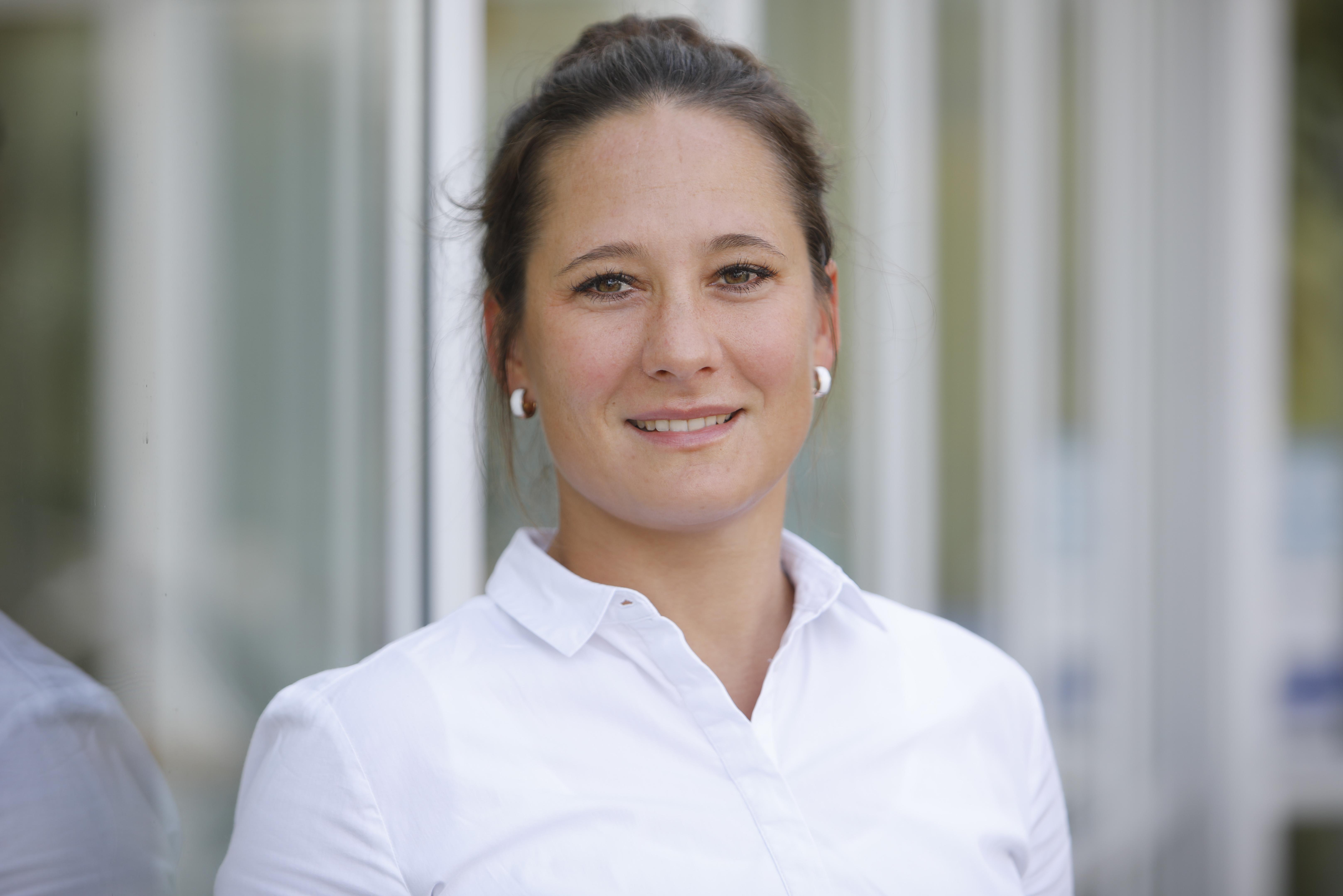 Portrait von Tanja Schneider
