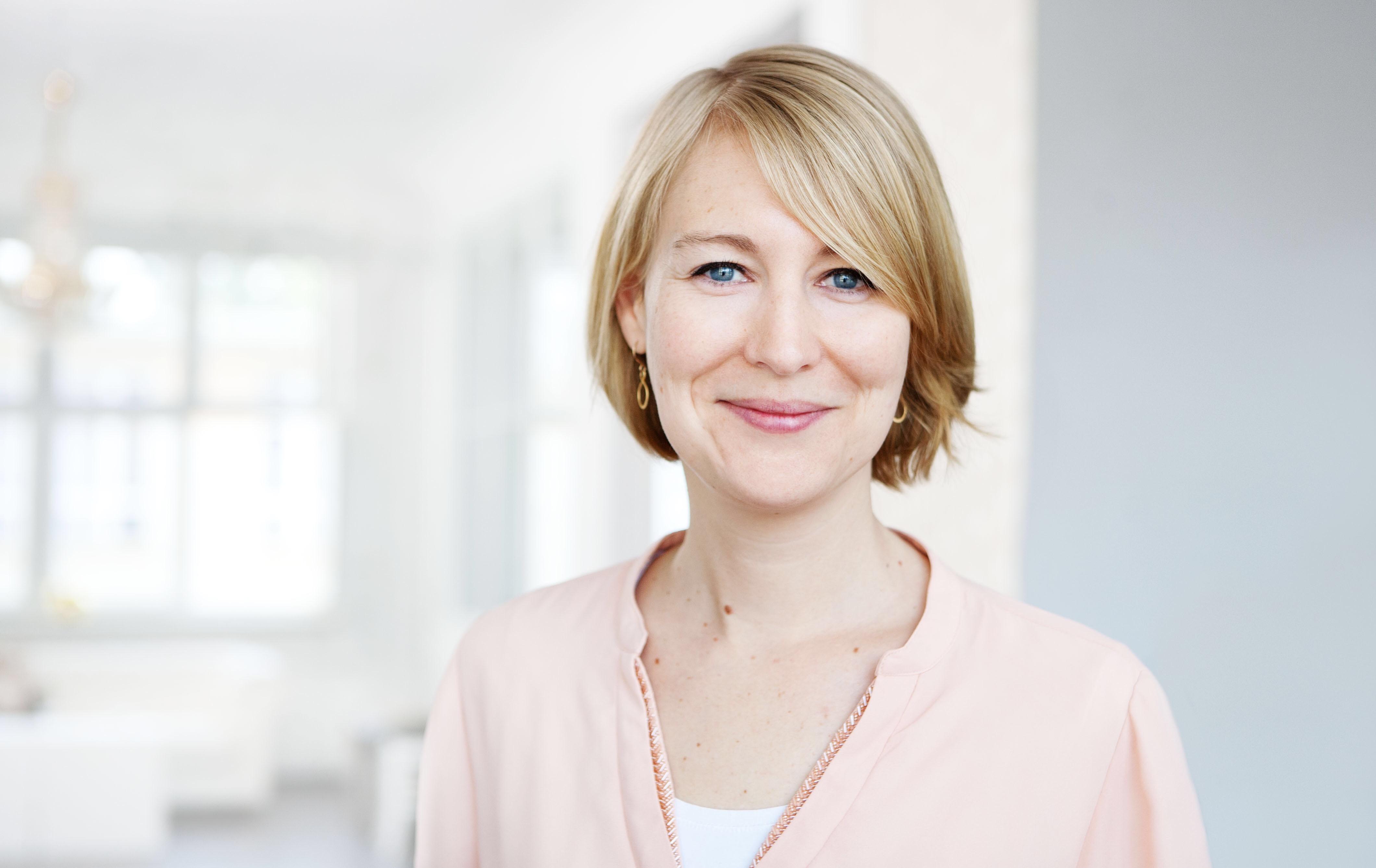 Portrait von Eva Harder