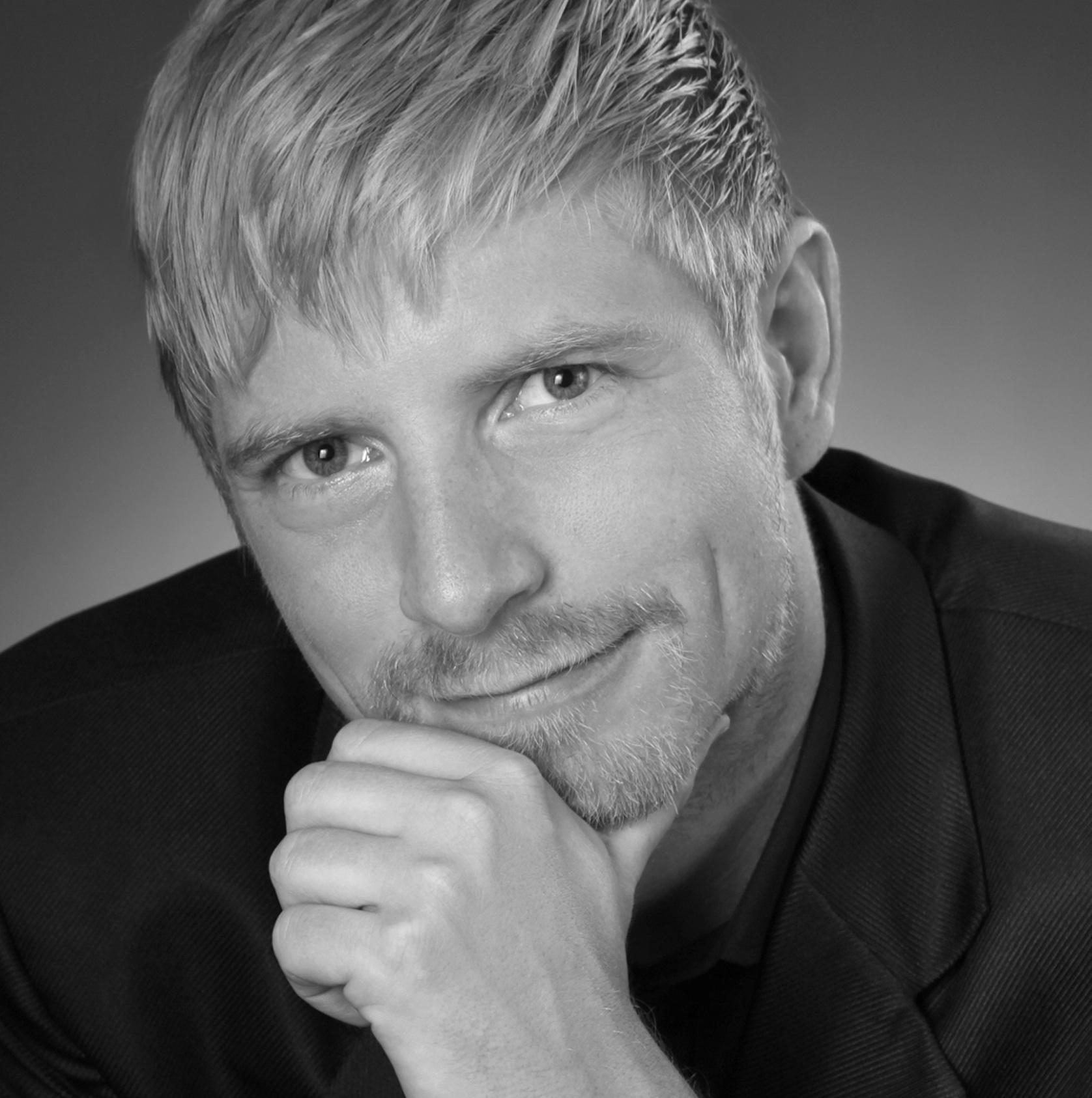 Portrait von Benjamin Höschele