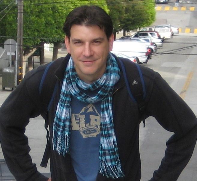 Portrait von Michael Laudahn