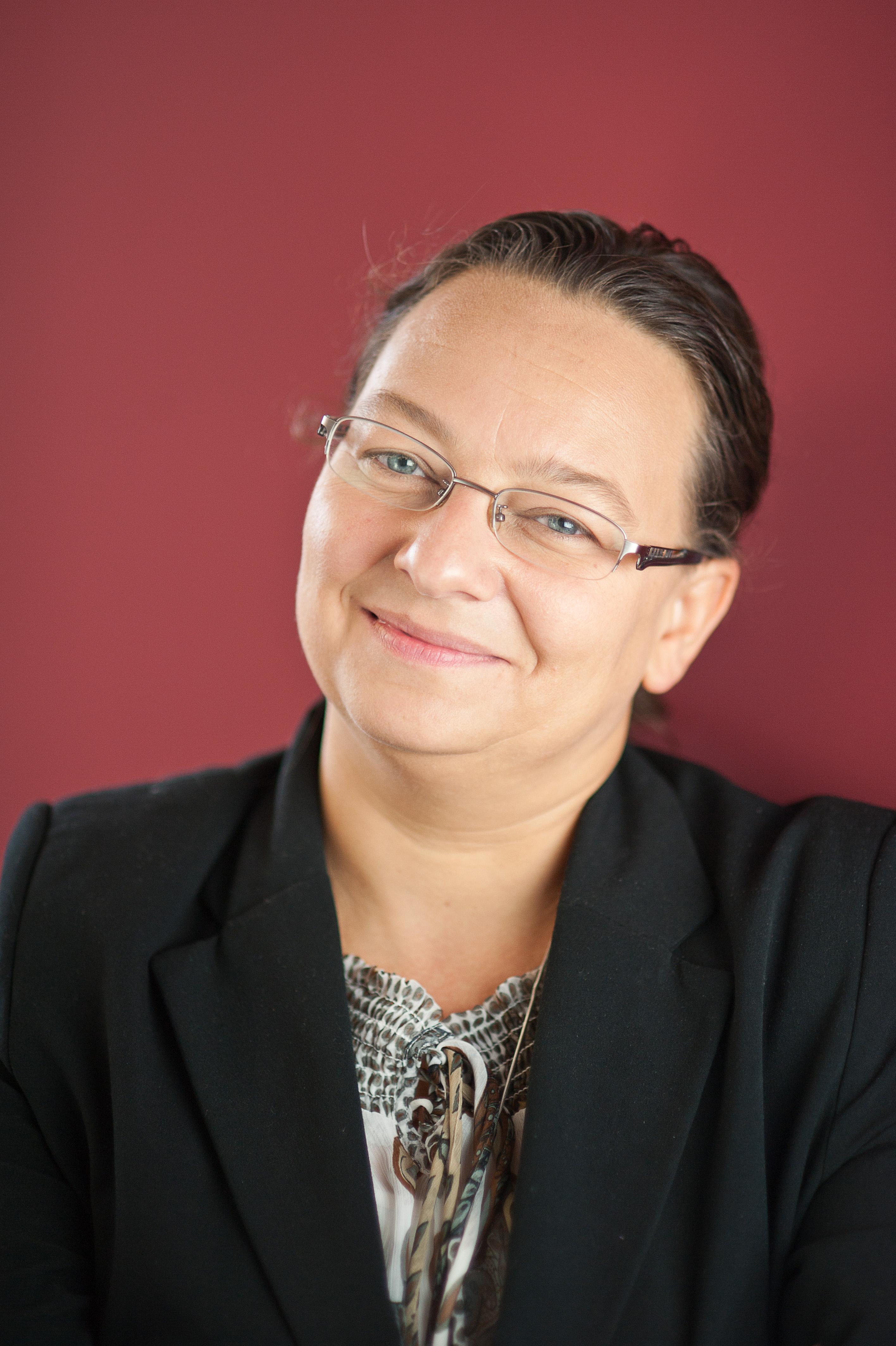 Portrait von Alexandra Nowak