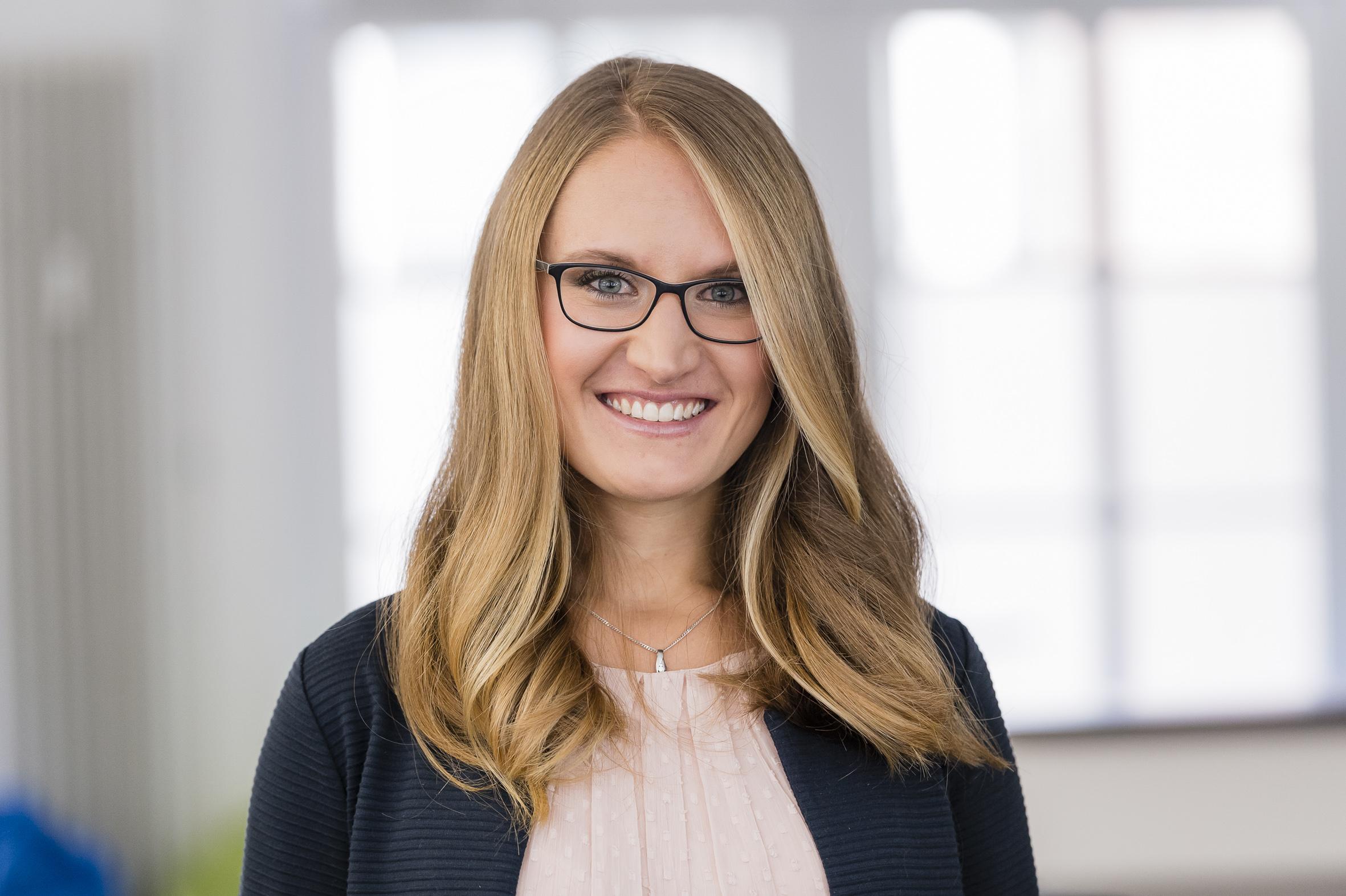 Portrait of Natalie Betz