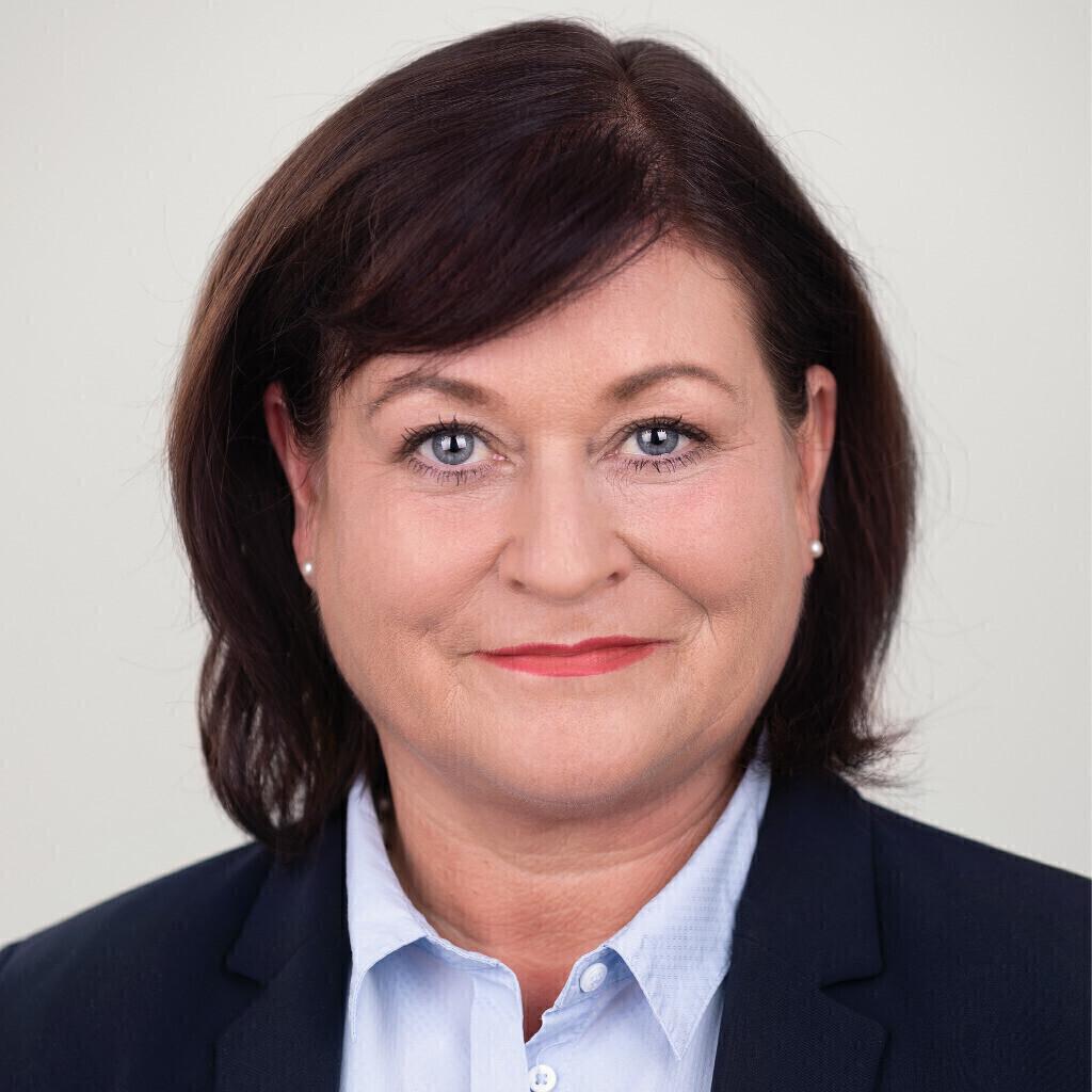Portrait von Katrin Sander