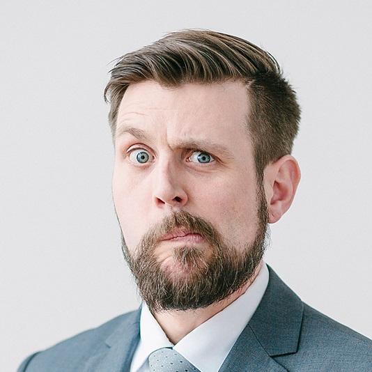 Portrait von Sebastian Heck