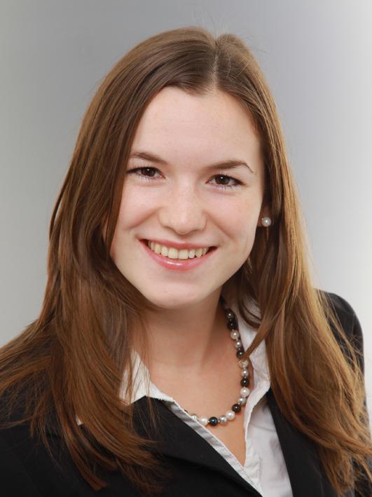 Portrait von Vanessa Irschik